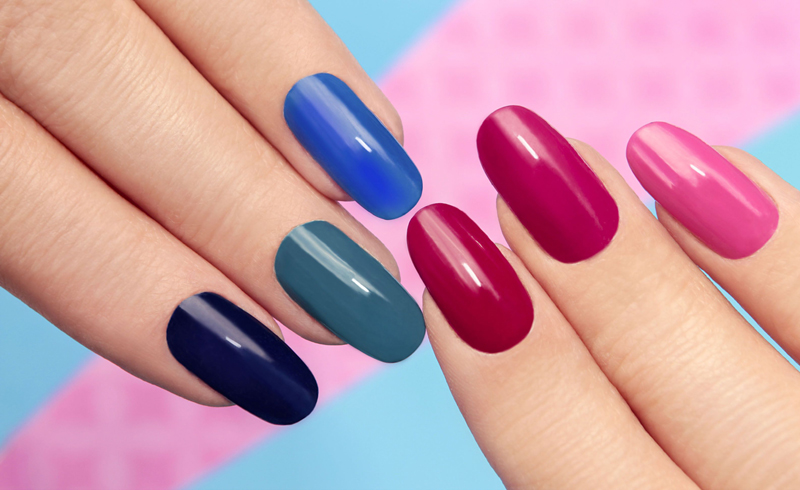 How To Remove a Gel, Acrylic, or Dip Manicure At Home