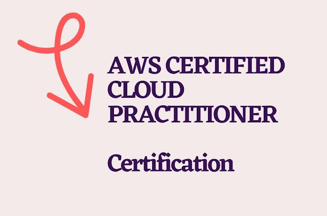 tips to prepare for AWS certified cloud practitioner