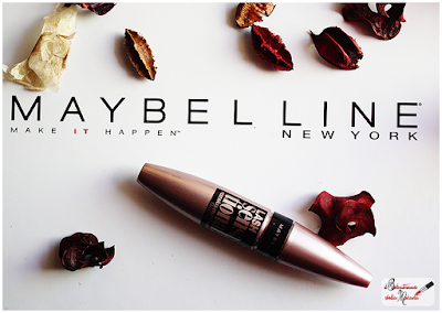 Mascara Ciglia Sensazionali Intense Black Maybelline