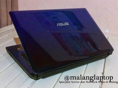 Laptop Bekas Game Asus A43SJ