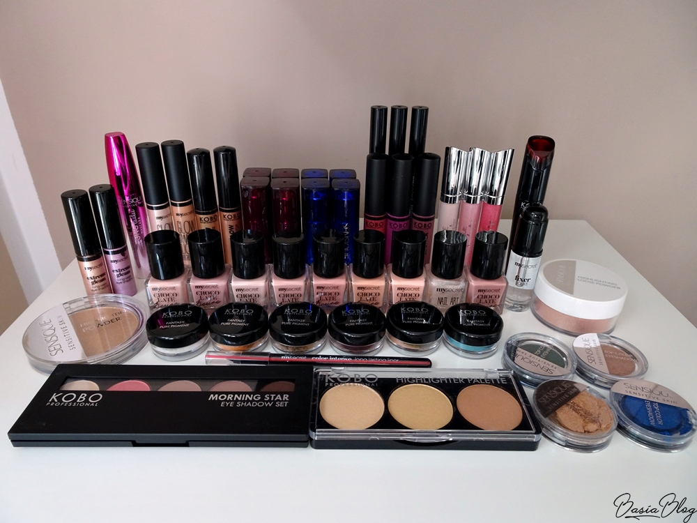 Kosmetyki Kobo, Sensique, My Secret