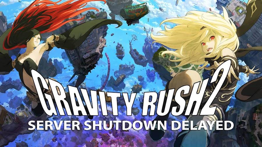 gravity rush 2 ps4 online server