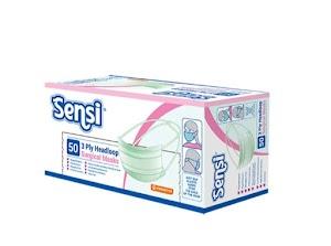 Sensi Masker Headloop 50pcs