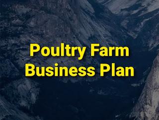 Poultry Farm Business Plan