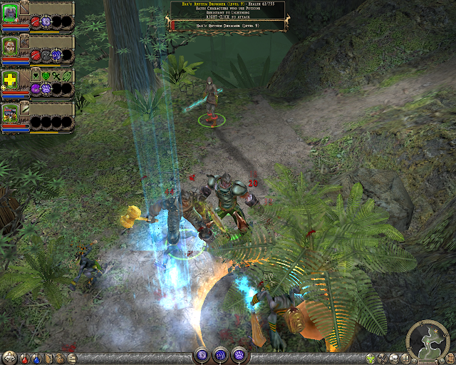 Dungeon Siege 2 PC Download Free Gameplay 1