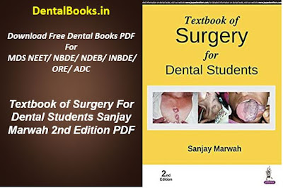 Textbook of Surgery For Dental Students Sanjay Marwah 2nd Edition PDF