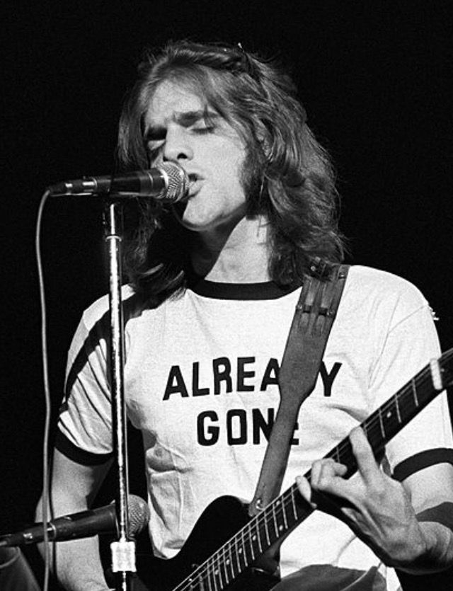 ALREADY GONE t-shirt as worn by Glenn Frey of The Eagles. PYGear.com