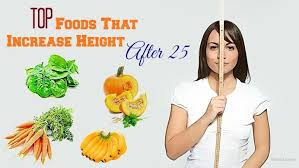 Top Foods For Increasing Height