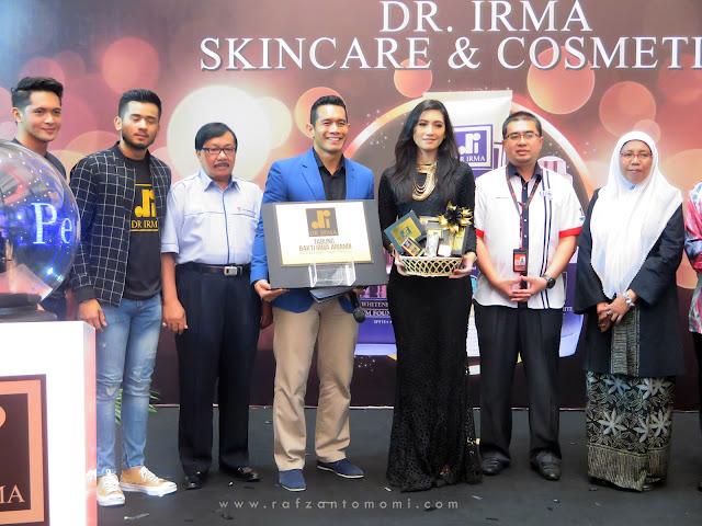 Majlis Pelancaran Produk & Butik Dr. Irma Skincare & Cosmetics