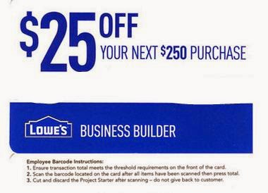 Image Gallery lowe's coupons