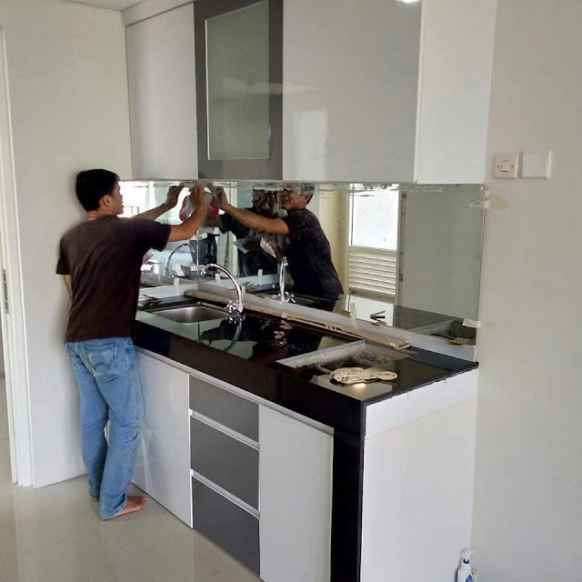 Jasa Kitchenset ACP Gresik