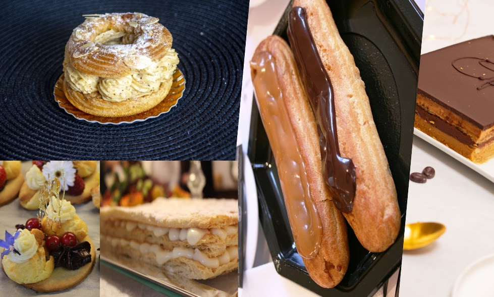 10 classics of French pastry - Part 1