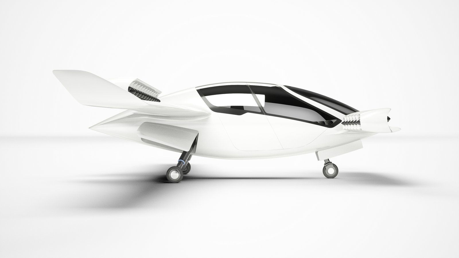 Uber Car Seat >> The Future Is Here: Lilium Jet's Electric Flying Car