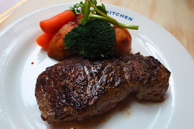 Ma Maison Kitchen, sirloin steak