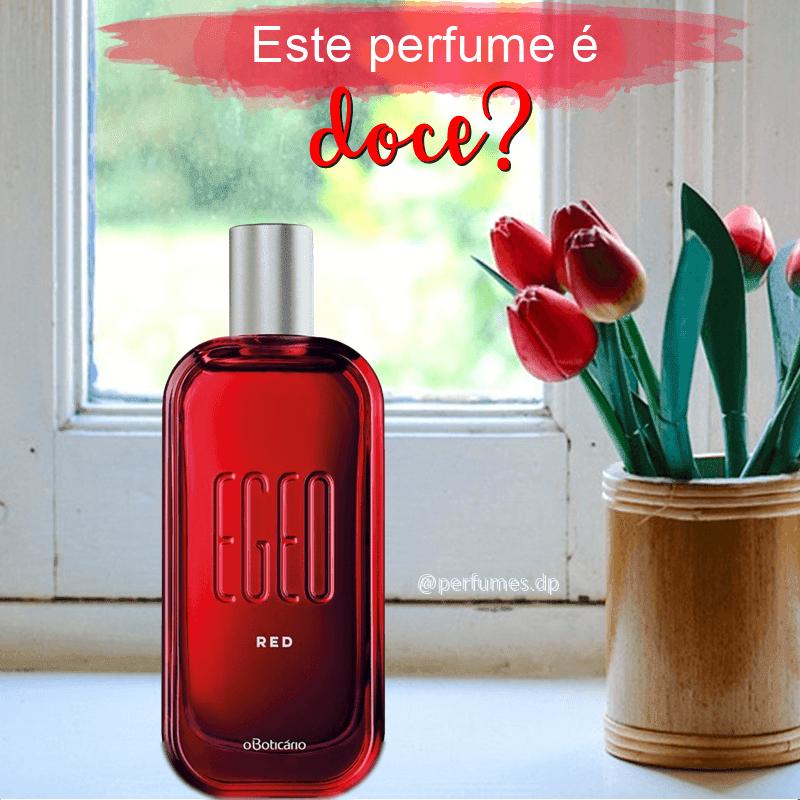Perfume Egeu Red - Boticário