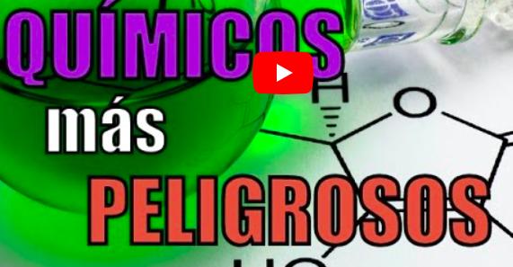 ▷ Las 3 sustancias Químicas MÁS PELIGROSAS conocidas por el hombre