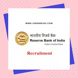 RBI Recruitment 2020 for Consultant, Economist, Data Analyst, IR Analyst & more
