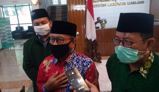 Ketua MUI Lumajang, KH. Achmad Hanif
