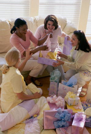 Anointed Affairs Weddings & Events: Nontraditional Baby ...