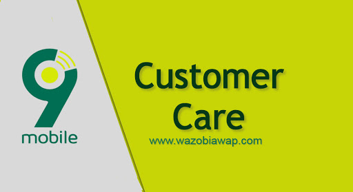 9mobile customer care line