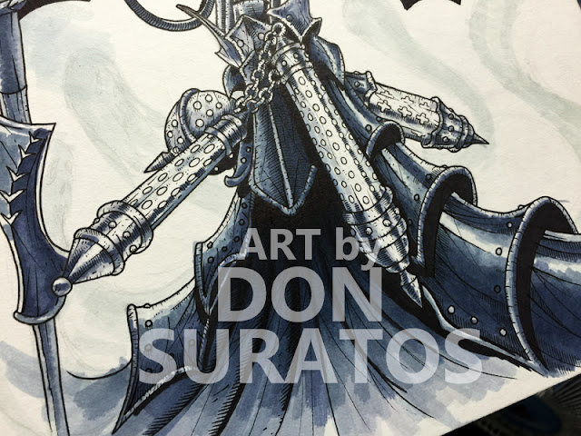 Ink Drawings by Don Suratos from Pencil to Paypalphoto