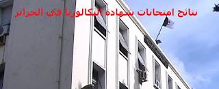 """مبرووك """" صدرت الأن نتائج امتحان شهادة البكالوريا الجزائر 2020 موقع الديوان الوطني للامتحانات والمسابقات الجزائرية - نتائج باك امتحان شهادة البكالوريا 2020 bac.onec.dz برقم الاكتتاب والاسم والكنية"""