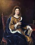 Françoise d'Aubigné,marquesa de Maintenon (1694). Pierre Mignard.