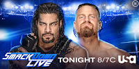 WWE Smackdown Results - August 13, 2019