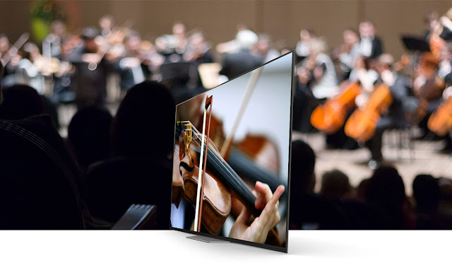 Android Tivi OLED Sony 4K 65 inch KD-65A9F