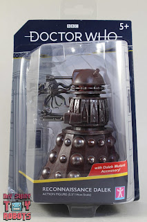 Doctor Who Reconnaissance Dalek Card 01