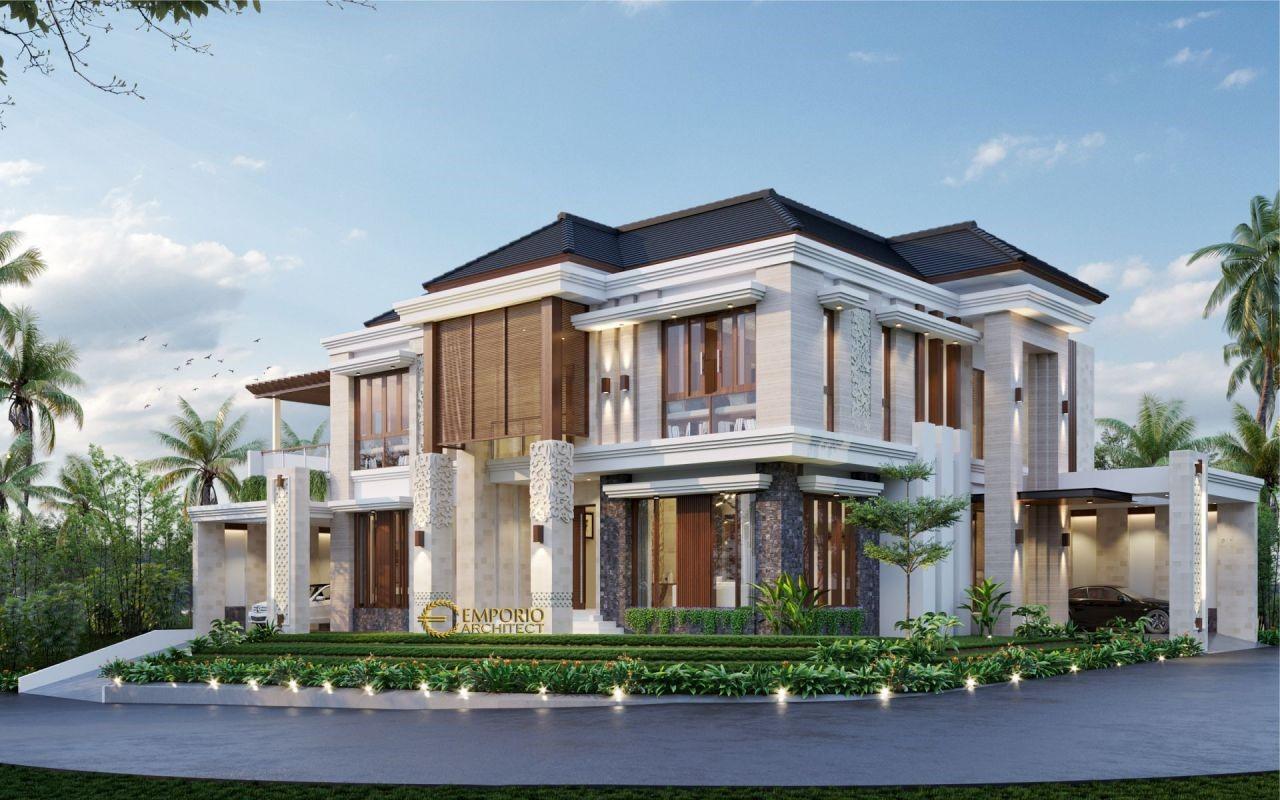 Mau Punya Rumah Mewah bak Istana? Desain di Seken Bintan Saja!