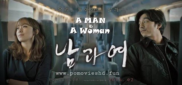A Man & A Woman (2016) Korean Dual Audio (English + Hindi) BluRay 720p GDrive Download   400MB & 950MB