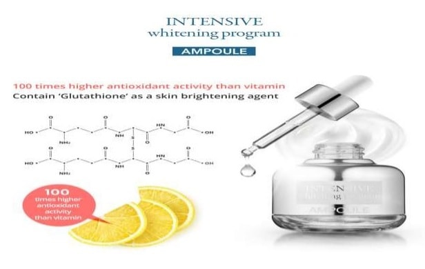 Dr. labella Intensive Whitening Program Ampoule, 30ml
