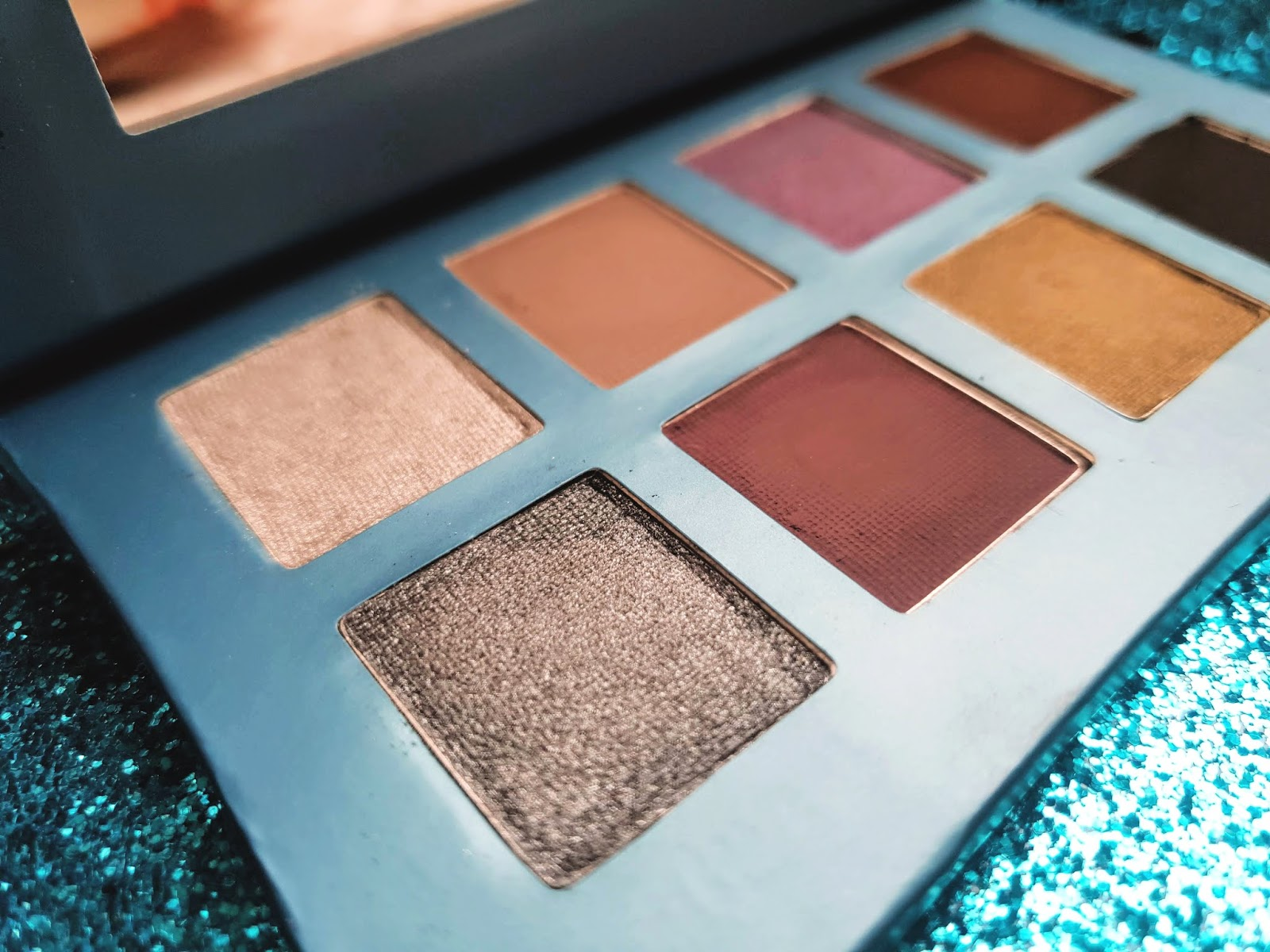 Illamasqua Shiver Palette review