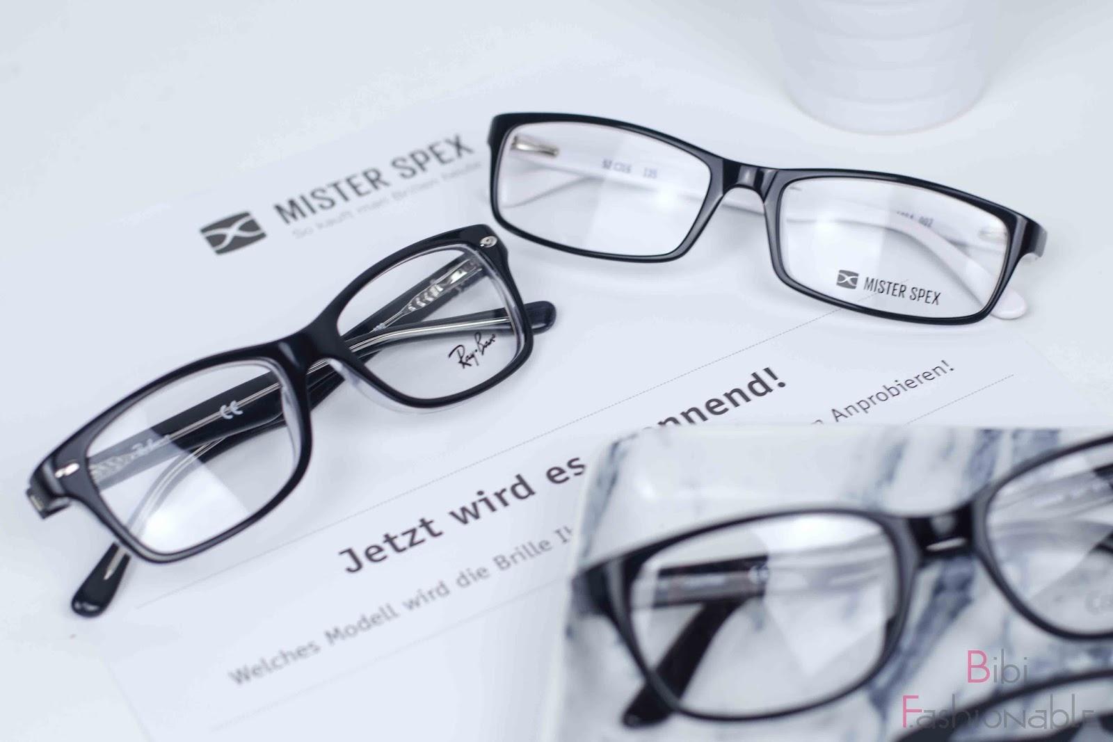 neue Brille ganz einfach mit Mister Spex Ray Ban Mister Spex Collection