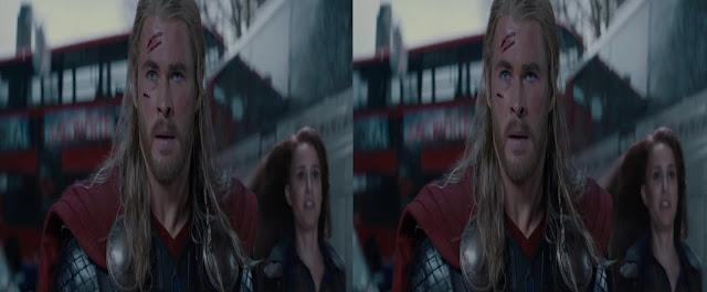 Thor: Un Mundo Oscuro (2013) Full 3D SBS Latino