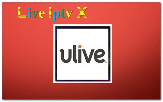 ulive.com food addon