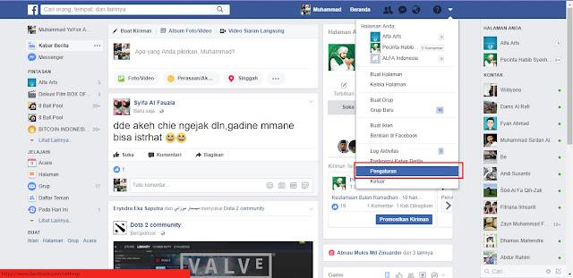 Cara Mematikan AutoPlay Video di Facebook