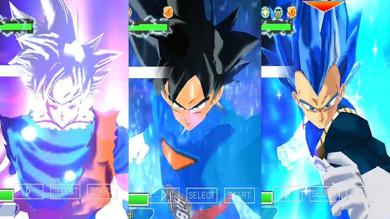 Android Game Latino Dragon Ball Z Tenkaichi Tag Team Mod