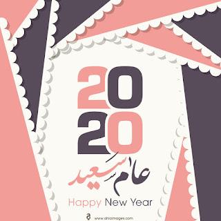 السنة الجديدة ٢٠٢٠