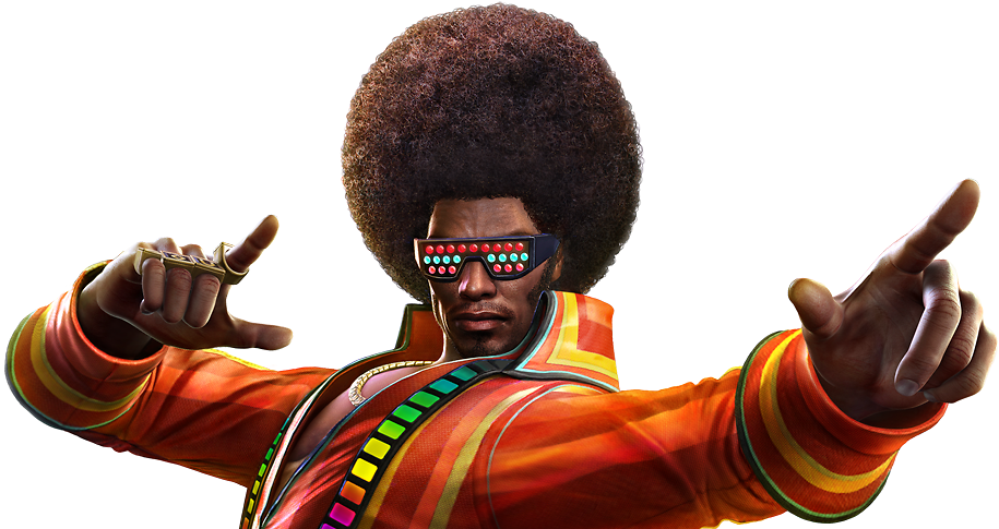 The Best Afro Hairstyles In Video Games TheZonegamer