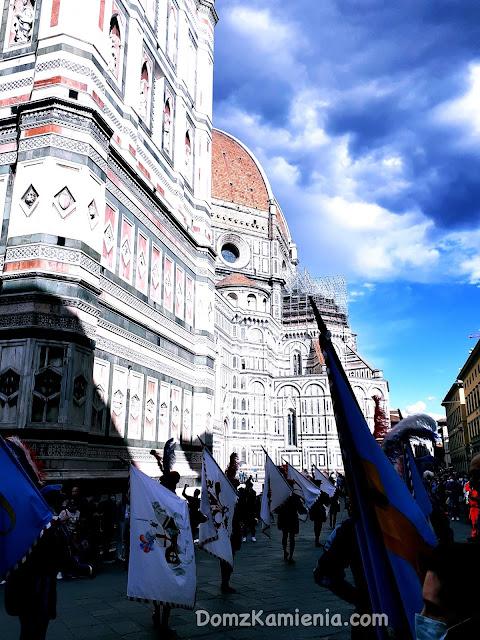 Duomo we Florencji wrzesień 2020