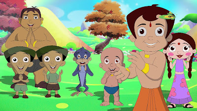 Famous Cartoon Chhota bheem new hd wallpaper images