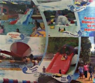 Tiket Masuk Taman Wisata Kelapa Dua Nagrak Waterboom Sukabumi
