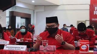 Anak Pramono Anung Sapu Bersih Semua Rekomendasi Parpol