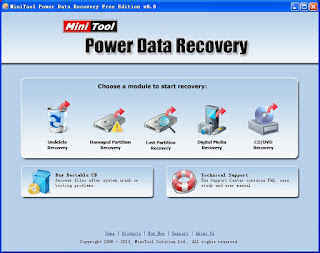 Free Data Recovery Software MiniTool Power Data Recovery Software Virus Solution Provider