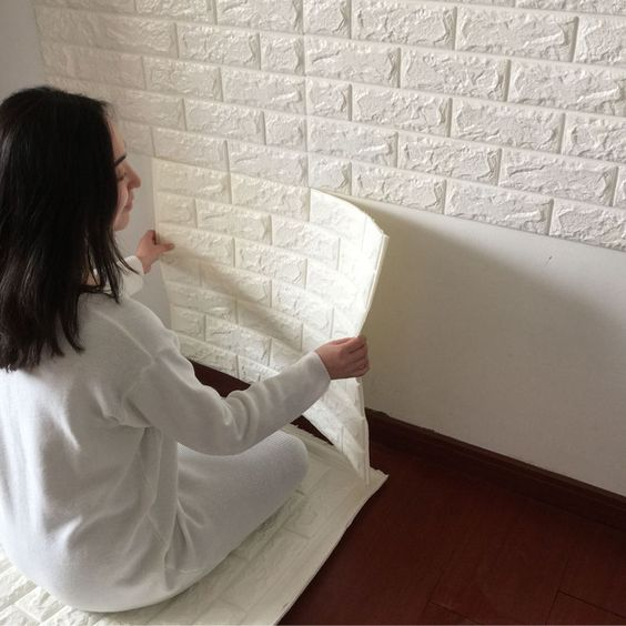 Papel pintado, ideal para dar vida a tus paredes