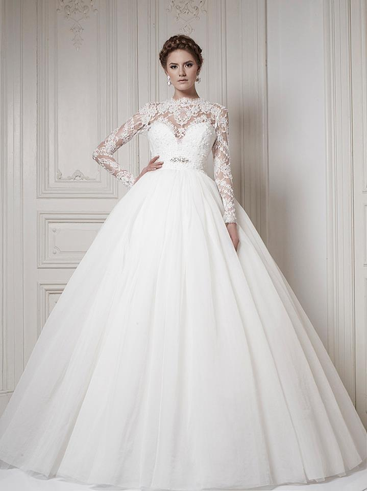 Wedding Dress By Ersa Atelier Made Hand Couture