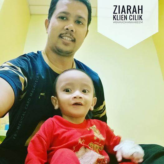 Pengalaman Menggunakan Medical Card AIA