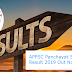APPSC Panchayat Secretary Result 2019 Out Now - Get Here Direct Link